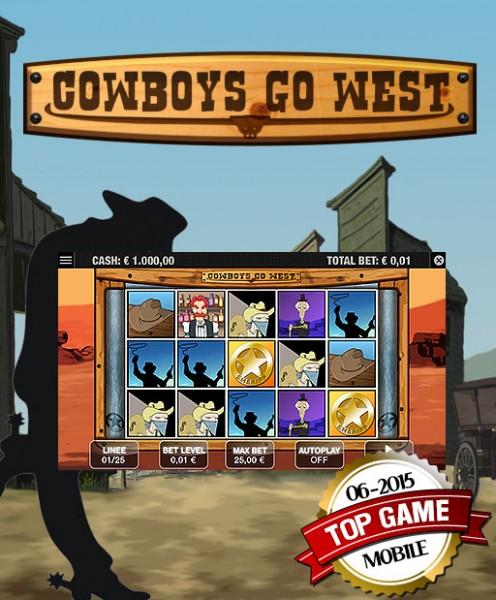 Cowboys go west HD