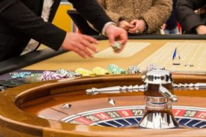 Slot Machine, Roulette, Casino