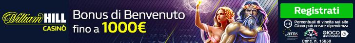E' solo qui la vera ed unica TOP 10 IMPARZIALE delle migliori Slot Machine Online GRATIS: www.SlotMachineTOP10.it.